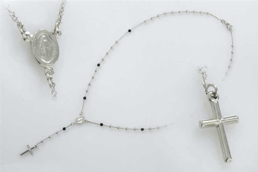 Rosary Necklace and Bracelet